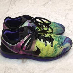 Nike Free athletic shoe size 9